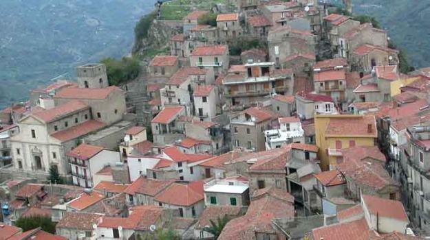 frana, galati mamertino, Nello Musumeci, Messina, Cronaca