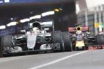Gp di Monaco, riecco Hamilton Vince su Ricciardo, 4° Vettel