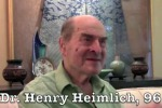 """Il dottor Heimlich a 96 anni salva una donna con la """"sua"""" manovra"""