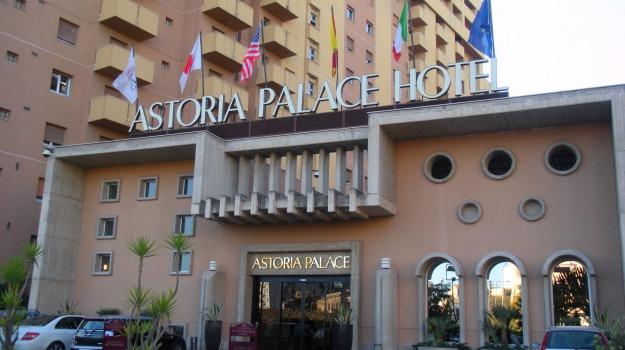 astoria palace hotel, Palermo, Economia