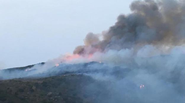 incendio pantelleria, Trapani, Economia