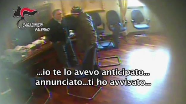 Pino Maniaci, Palermo, Politica