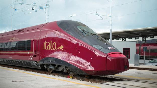 italo treni, Sicilia, Economia