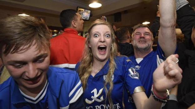 Leicester, premier league, Sicilia, Sport
