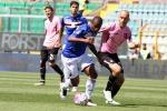 Il centrocampista del Palermo Enzo Maresca
