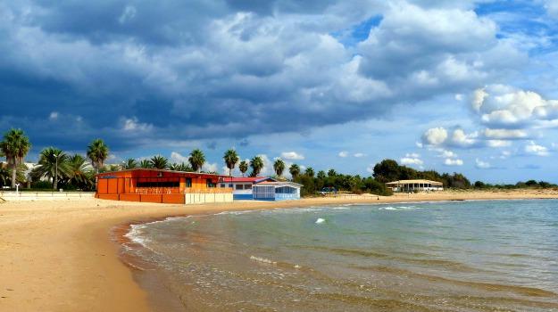 bandiere ble, mare, Marina di Ragusa, spiagge, Ragusa, Società