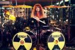 Infarto sul palco, morto l'ex batterista dei Megadeth