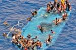 Altro naufragio nel Canale di Sicilia, 45 corpi recuperati