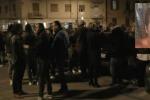 Palermo, lacrime per Alessandro Nasta In piazza l'addio del popolo della notte