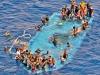 Naufragio al largo della Libia: salvati 115 migranti, 5 morti affogati