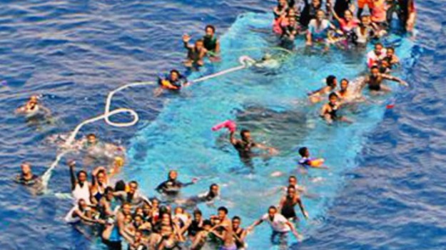 naufragio egeo, Sicilia, Mondo