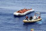 Naufragi, salgono a 245 i dispersi: da inizio anno 1.300 morti in mare