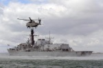 Londra, un'altra nave da guerra per aiutare la Libia contro trafficanti