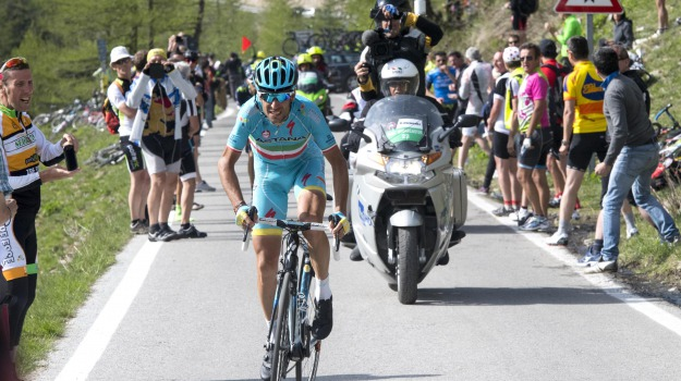 ciclismo, giro d'italia, Vincenzo Nibali, Sicilia, Sport
