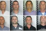 Colpo alla cosca di S. Margherita Belice, otto arresti - Nomi e foto