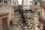 Agrigento, «Palazzo Lojacono caduto per il vento»