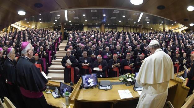 assemblea generale cei, vescovi italiani, Papa Francesco, Sicilia, La chiesa di Francesco