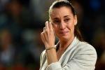 Il tennis saluta Flavia Pennetta: il tributo del Foro Italico - Video