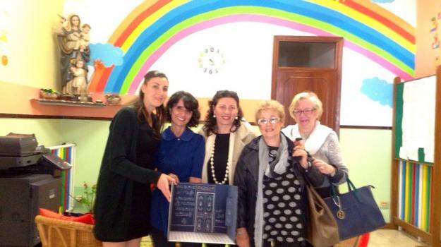 camera delle meraviglie, plastico, Palermo, Cultura