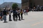 """""""Stop al precariato negli enti locali"""": lavoratori in piazza a Palermo"""