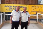 """Torneo di bocce a Cornino, i vincitori al """"2° Memorial Giovanni Anselmo"""" - Foto"""