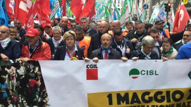 festa dei lavoratori, primo maggio, Sicilia, Cronaca