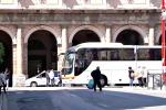Palermo, il capolinea dei pullman resta in via Balsamo - Video