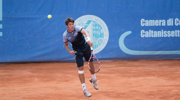 Tennis, torneo caltanissetta, torneo challenger, Sicilia, Sport