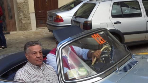 Giro di Sicilia per auto storiche, Renato Pozzetto, Sicilia, Sport
