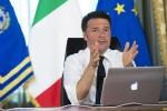 """Renzi: """"Più soldi alla sanità e nessuna tassa sul fumo"""""""