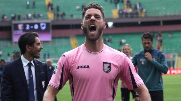 Calcio, infortunio, Milan, Palermo, SERIE A, Andrea Rispoli, Palermo, Calcio