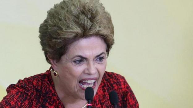 Brasile, impeachment, presidente, Sicilia, Mondo
