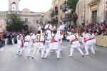 """Migliaia di visitatori per la """"Sagra del Tataratà"""" a Casteltermini"""