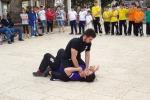 """Il Festival degli aquiloni dice """"no al bullismo"""", tecniche anti-aggressione a San Vito"""