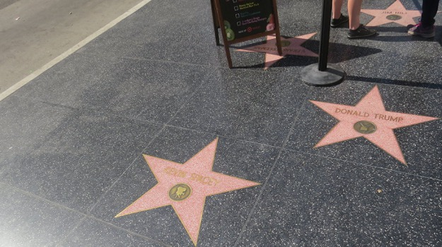 hollywood, walk of fame, Sicilia, Mondo