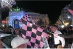 Palermo salvo, notte di festa al Politeama - Video