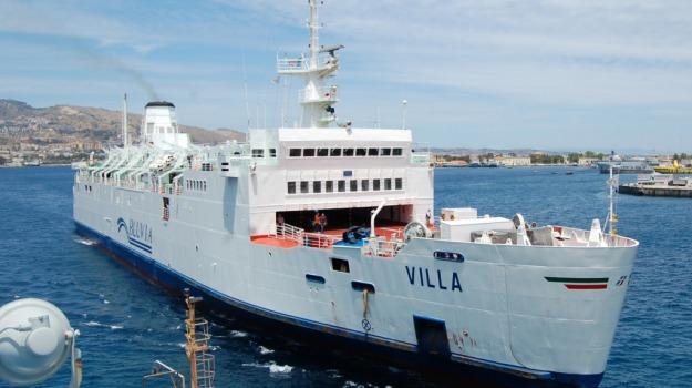 traghetti messina, Messina, Economia