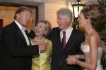 Usa, Trump attacca Hillary ed evoca l'affare Lewinsky