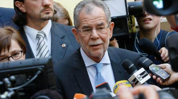 Austria, ballottaggio, corte costituzionale, Sicilia, Mondo