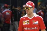 """Dopo il """"vaffa"""" le scuse, per Vettel forse solo un'ammonizione"""