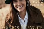 Vogue sceglie Kate Middleton per celebrare i suoi 100 anni
