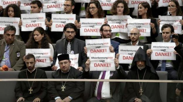 genocidio armeni, germania, Turchia, Sicilia, Mondo
