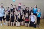 Gym Games, gare di ginnastica al Palaoreto di Palermo: le vincitrici