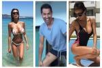 Ad Ibiza l'estate si fa sempre più bollente: è flirt tra Cristina Buccino e Marco Borriello?