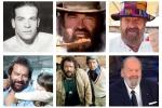 Da nuotatore ad omone barbuto degli spaghetti western: la vita di Bud Spencer in 50 foto