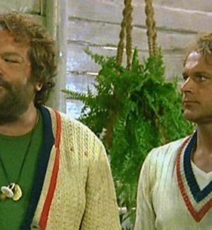 Bud Spencer e Terence Hill