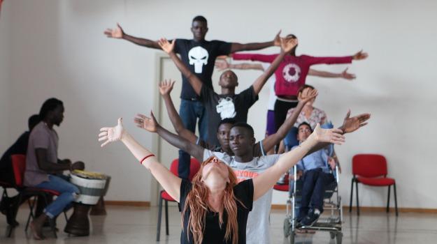 integrazione, Ramacca, teatro, Catania, Cultura