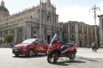 """Auto e scooter per tutti: arriva a Catania il servizo """"Enjoy"""" - Foto"""
