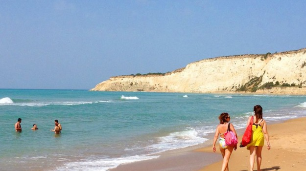 spiaggia di eraclea, Agrigento, Cronaca