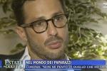 """Fabrizio Corona choc in tv: """"Non mi pento, come sarò a 50 anni? Non ci arrivo"""" - Foto"""